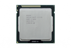 CPU Intel Core I3 2120 (3.30GHz) 2nd