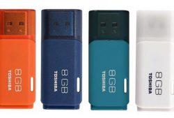 USB Toshiba Hayabusa 8GB – USB 2.0