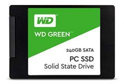 Ổ cứng SSD Western Digital Green 240GB 2.5″ SATA 3 – WDS240G2G0A