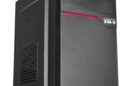 Case văn phòng XM-9 (M-ATX) – Xigmatek – EN43996