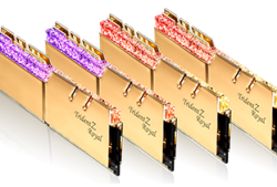 Ram – Trident Z Royal – F4-3000C16Q-64GTRG[gold]