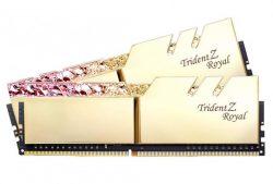 Ram – Trident Z Royal – F4-3000C16D-32GTRG[gold]