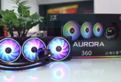 Tản nhiệt AURORA 360 (ARGB) – Xigmatek – EN42814
