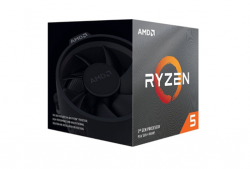 CPU AMD Ryzen 5 3600 (3.6 GHz – 4.2 GHz)