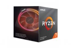 CPU AMD Ryzen 7 3700X (3.6 GHz – 4.4 GHz)
