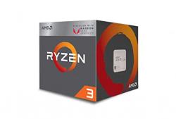 CPU Ryzen 3 3200G (3.60 GHz – 4.0 GHz)