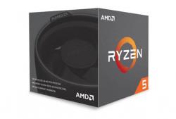 CPU AMD Ryzen 5 2600 (3.4 GHz – 3.9 GHz)