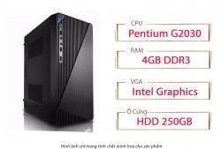 PC QA Văn Phòng 01 Intel Pentium G2030 Ram 4GB HDD 250GB