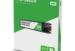 Ổ cứng SSD Western Digital WD Green 240GB M.2 2280 SATA 3 – WDS240G2G0B