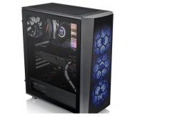 Case Thermaltake Versa J24 TG ARGB (Black)